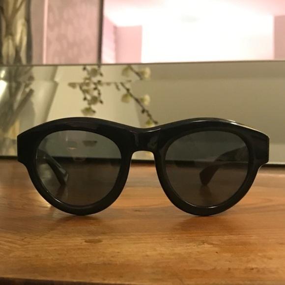 f07494c1721f Linda Farrow Accessories - Linda Farrow x Dries Van Noten Sunglasses